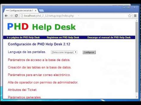 umd it help desk a step by step tutorial installing hesk brought to yo