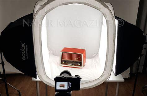 gabbia di luce fotografare oggetti con la gabbia di luce nadir magazine