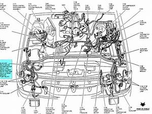 1996 Ford Explorer Engine Diagram