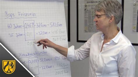 Wie Berechnet Sich Grundsteuer by Rente Grundrente Grundsicherung So Berechnet Sich Die