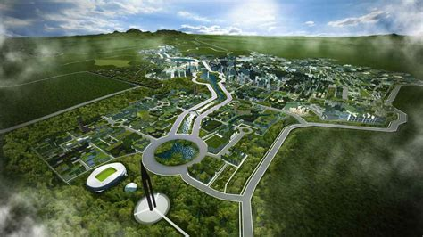 In Focus: The Proposed Clark Green City Project In Capas