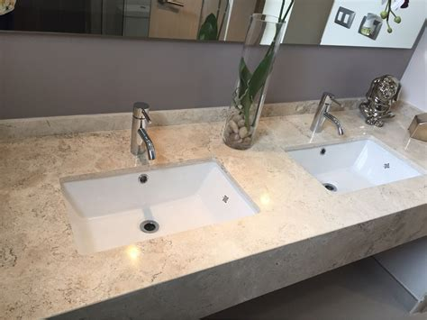 cubierta de bano de marmol encimeras de marmol  en