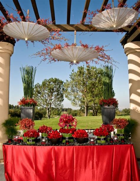 Umbrella Garden Decoration by White Bamboo 32in Parasols Wedding Parasols Beautiful