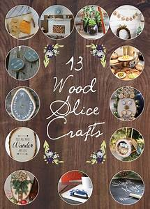 How, To, Make, Wood, Slice, Wall, Art