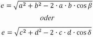 Diagonal Berechnen : trapez berechnen des fl cheninhalts vom trapez ~ Themetempest.com Abrechnung