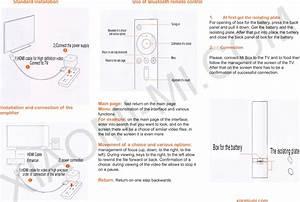 Xiaomi Mi Box Mini En Manual