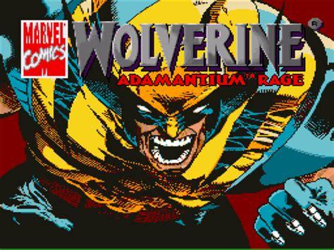 computer storage wolverine adamantium rage screenshots gamefabrique