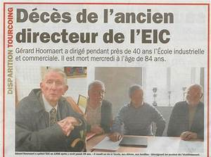 Avis De Deces Tourcoing : deces de l 39 ancien directeur de l 39 eic tourcoing le blog ~ Dailycaller-alerts.com Idées de Décoration