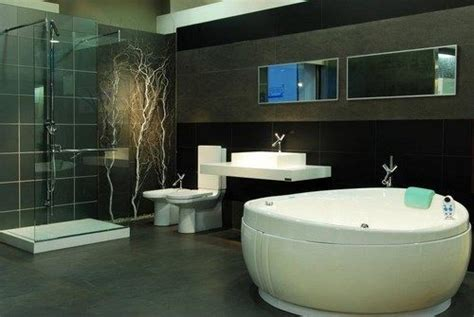 bano modernos banadera  ducha casa web