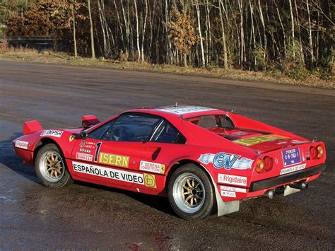 ferrari  gtb group  rally car heading  auction