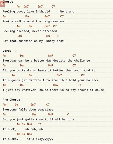 However, sung to your person, the whole song is extra sweet. Sunday best ukulele in 2020   Ukulele songs, Ukulele, Ukulele chords