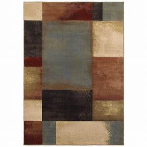 Home Decorators Collection Hayley Multi 5 ft 3 in x 7 ft