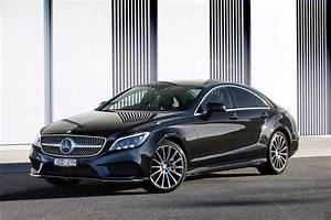 Mercedes Cl 500 : mercedes benz cls class updated mercedes cls range ~ Nature-et-papiers.com Idées de Décoration