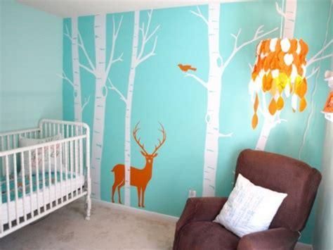 decoration murale pour chambre la décoration murale chambre bébé comment faire pour