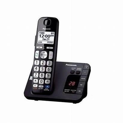 Phone Panasonic Cordless Plus Landline Dect Kx