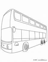 Coloring Bus Pages Van Stagecoach Driver Volkswagen Drawing Vw Double Getcolorings Getdrawings Printable sketch template