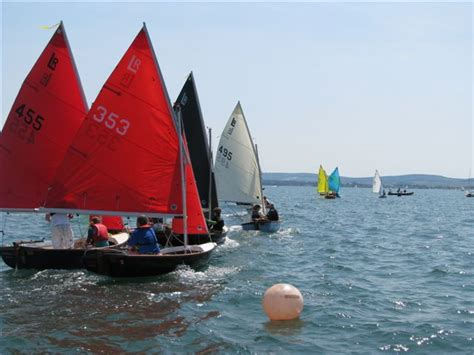 Lymington Scow For Sale by Lymington River Scow Nationals At Royal Lymington Yacht Club