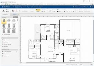 Visio for mac top 10 alternatives for all budgets for Smartdraw tutorial floor plan