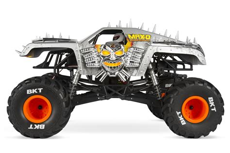 Axial Smt10 Maxd Monster Jam Truck 110 4wd Rtr