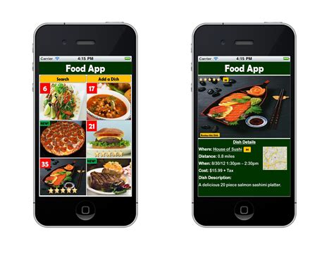 The Ultimate Food App Project