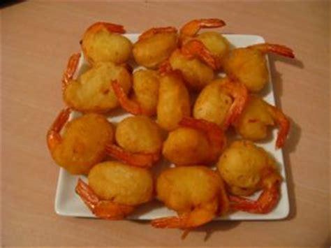 beignets de crevettes
