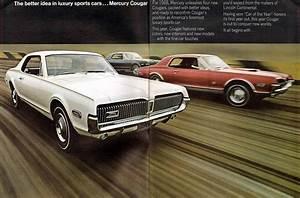 Mercury Cougar 1968 : 1968 mercury cougar my classic garage ~ Maxctalentgroup.com Avis de Voitures