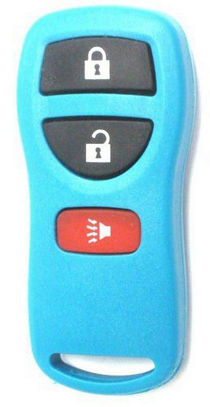 Aqua Blue Nissan Infiniti Fcc Kbrastu Keyless Remote
