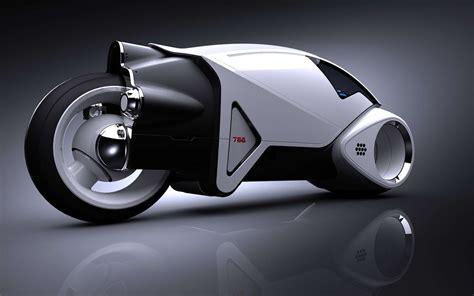 Future Motorcycle Wallpaper