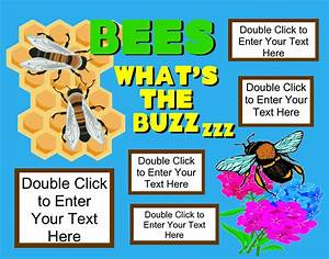 Make A Science Fair Project About Bees