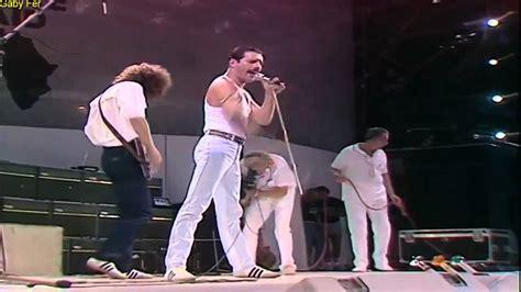 Queen We Are The Champions Live Aid (subtitulado Al