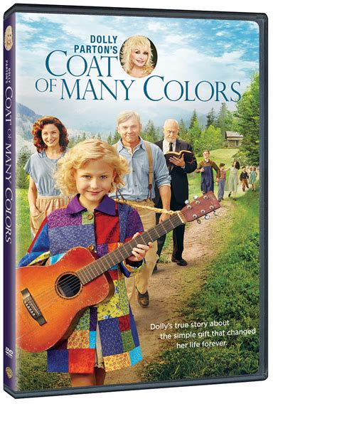 the coat of many colors dolly parton dolly and stella parton reflect on the power of family and
