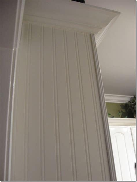 Southern Hospitality Beadboard Wallpaper Project
