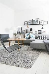 choisir le meilleur tapis scandinave avec notre galerie With tapis de sol avec canapé scandinave cuir