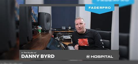 Faderpro In The Studio W/ Danny Byrd Review