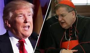 Donald Trump will 'defend Christian values' says senior ...