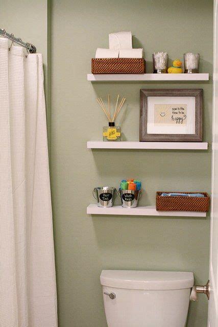 floating shelves  toilet bathroom kitchen wall