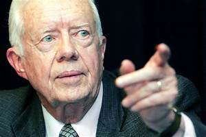Jimmy Carter Refuses To Cancel Speech For Hamas Front
