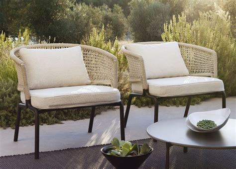 Patio Furniture Uk by Tribu Contour Garden Club Chair Tribu Outdoor Furniture