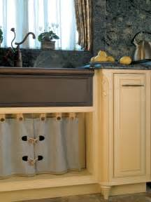A Farmhouse Kitchen Cabinets with Sink