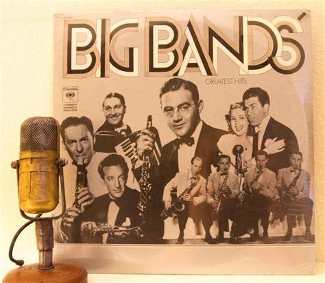 swing best of the big bands big band vinyl record album lp 1930 s big band swing
