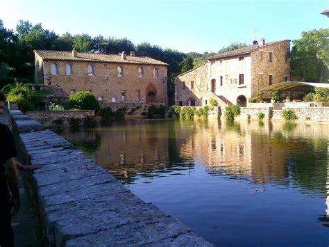 Bagno Vignoni Wikipedia