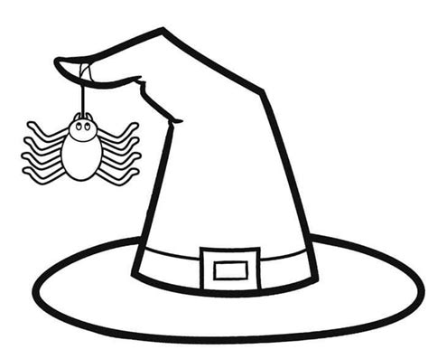 witch hat clipart clipart junction