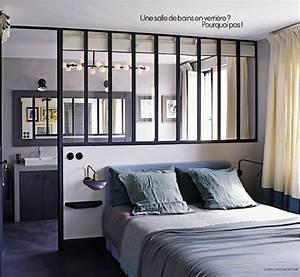 Separation Salon Chambre : s parer sans cloisonner 10 astuces d co architecture ~ Zukunftsfamilie.com Idées de Décoration