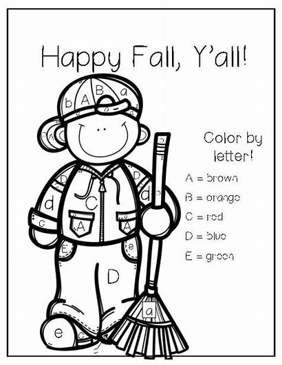 Coloring Pages Letters