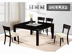 Table à Manger Pas Cher : ensemble table 4 chaises mantala table manger vente unique ventes pas ~ Teatrodelosmanantiales.com Idées de Décoration