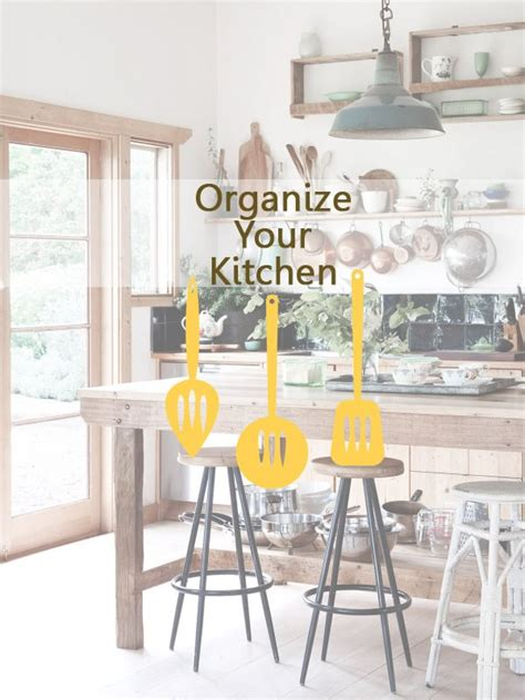 ways to organize your kitchen top 10 ways to organize your kitchen place to call home 8924