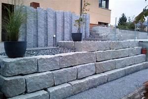 Sichtschutz Mauer Naturstein : hediger gartenbau gmbh natursteinarbeiten ~ Michelbontemps.com Haus und Dekorationen