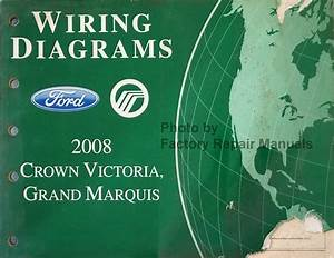 2008 Ford Crown Victoria Mercury Grand Marquis Electrical