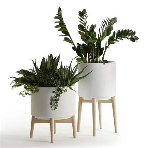 canape la redoute cache pot design blanc par am pm