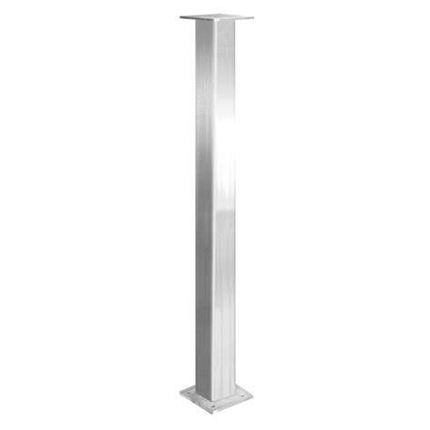 stainless steel countertop legs federal brace trajan 34 5 in stainless steel countertop